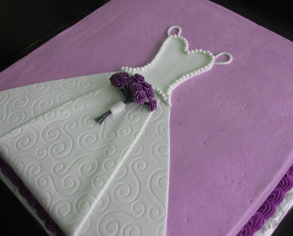 Images Of Cake For Bridal Shower : Bridal shower cake