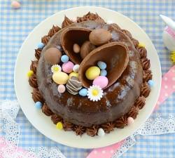 Bundt Easter cake