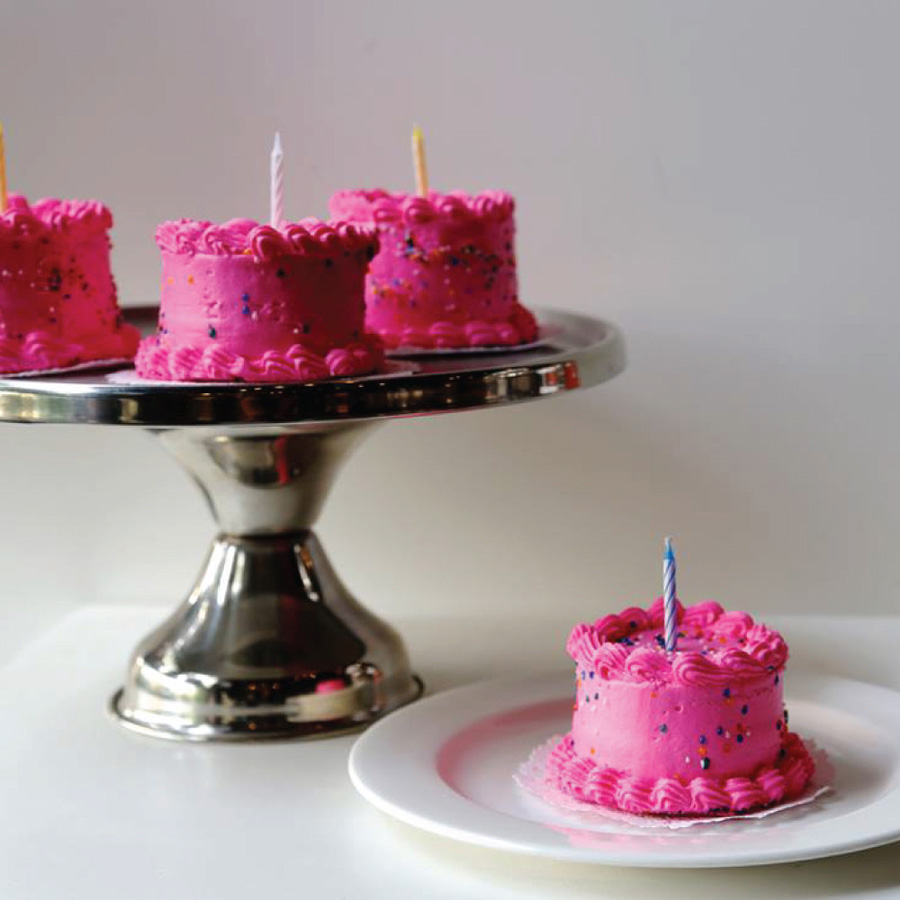 Small Images Of Birthday Cake : Mini Birthday cake