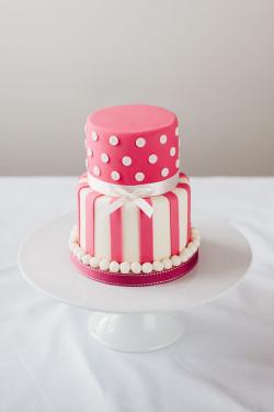 Pink mini Cake