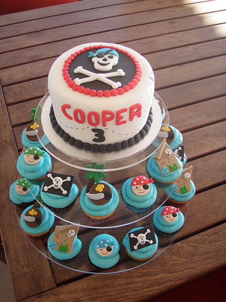 Royal Caribbean Birthday Cake