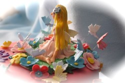 Sugarcraft fairy