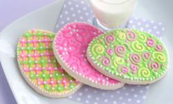 Tasty cookies – Easter eggs