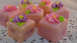 Tasty mini cakes