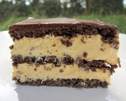 Traditional Eclair cake