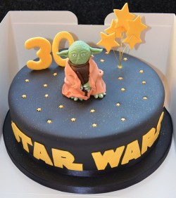 Star Wars cakes decorations