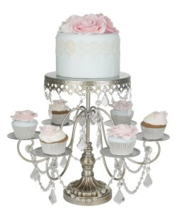 6 Piece Cupcake Dessert Stand