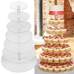 7 Tier Wedding Cake Stand