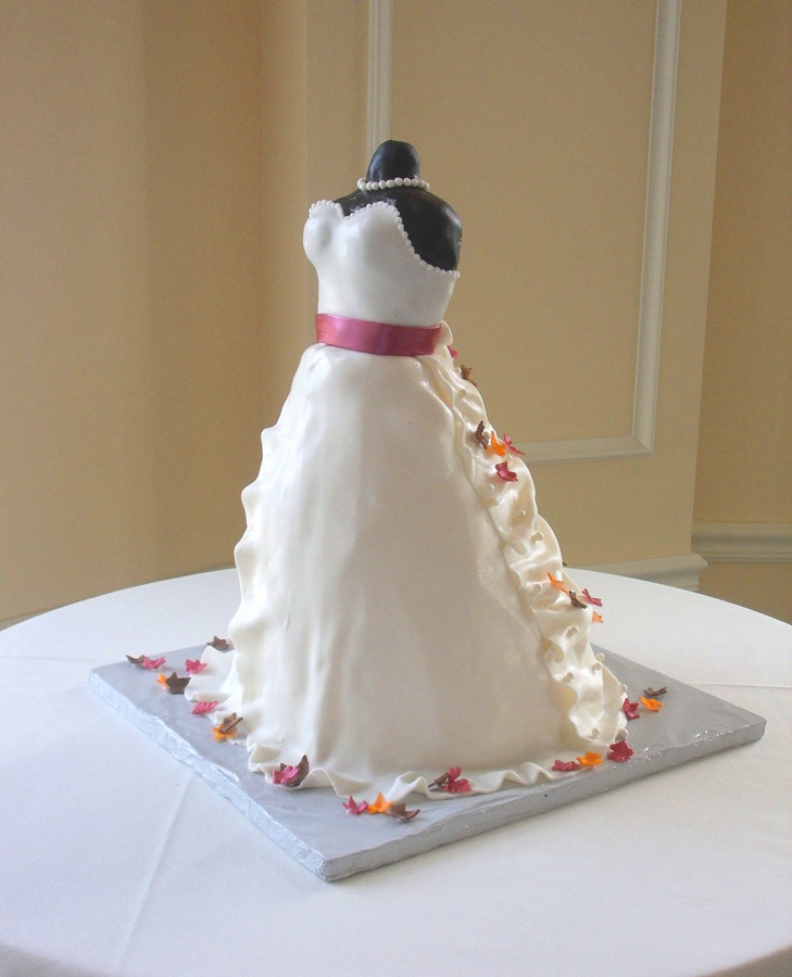 What Size Wedding Cake For  Guests