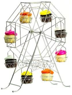 Rotating Dessert Holder Station Tower