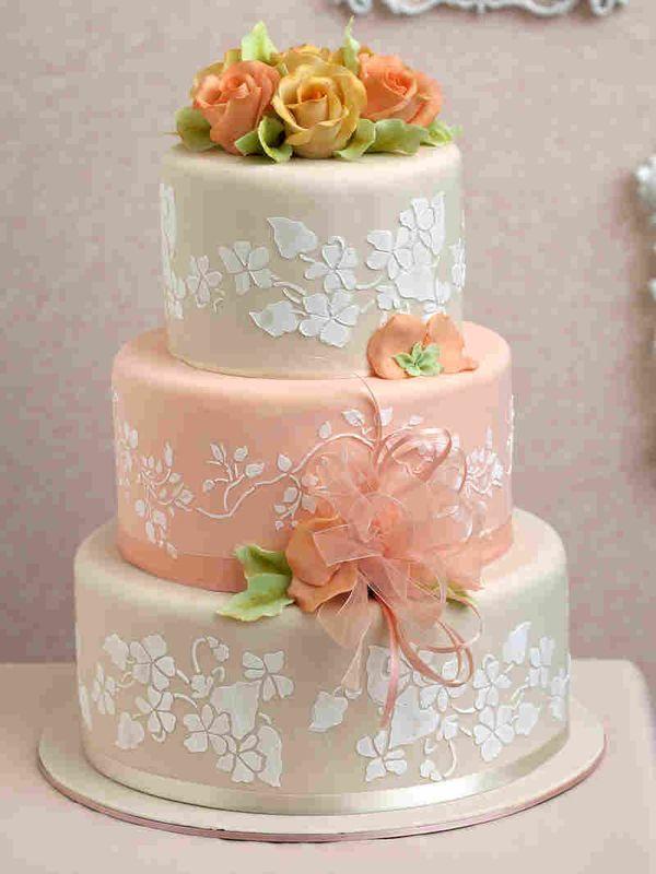 3 tiers wedding cake. Black Bedroom Furniture Sets. Home Design Ideas