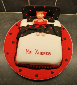 Awesome Hen Party Cake
