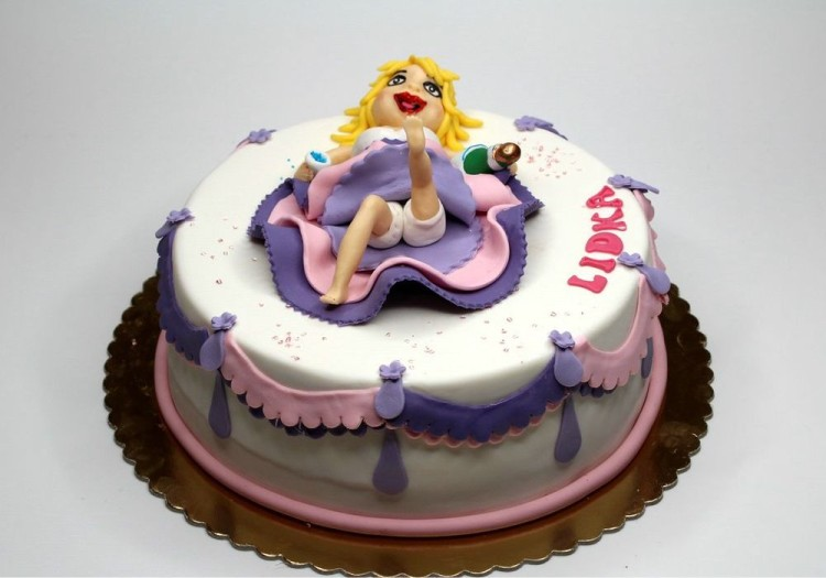 Awesome Hen Party cake Naughty Cakes For Hen Party