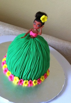 Birthday Cake – Barbie