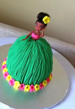 Birthday Cake – Barbie