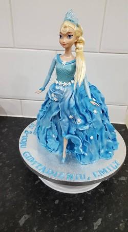 Cake – Frozen Elsa