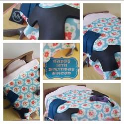 Cake – Messy Bedroom