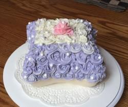 Cake – Pillow