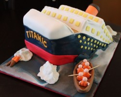 Creative Cake – Titanic