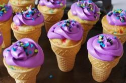 Cupcakes – Ice cream