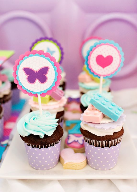 Cupcakes for Birthday