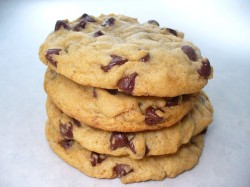 Homemade Choc Chip Cookies