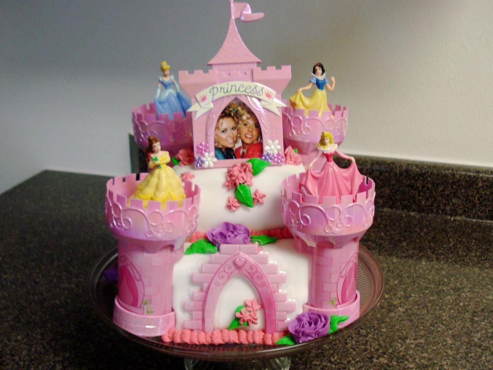 Barbie Castle Cake Images : Princess Castle Cake