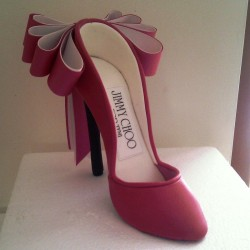 Sugar High Heel Shoe