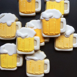 Sugar cookies – beer