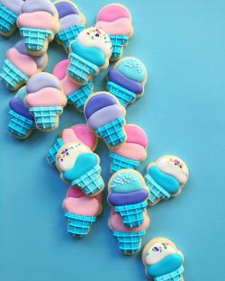 Sugar cookies – icecream