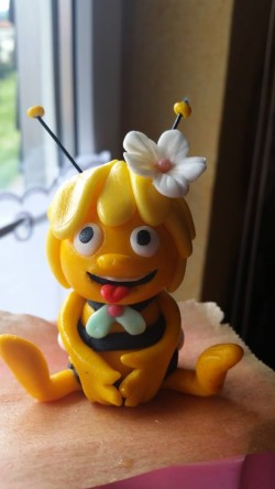 Sugarcraft Maya The Bee