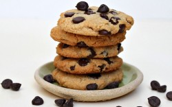 Tasty Choc Chip cookies