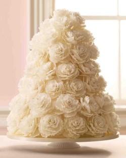Wedding Cake – Roses