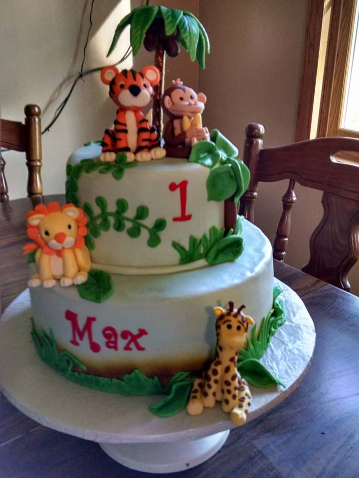 Birthday Cake Africa