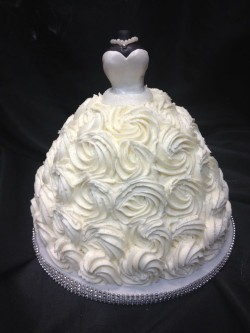 Bridal Shower Cake Decor