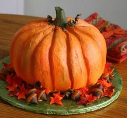 Cake – Pumpkin