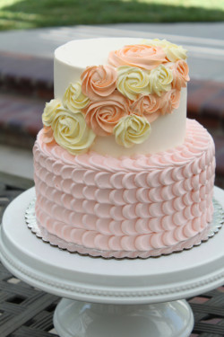 Cute Bridal Shower Cake