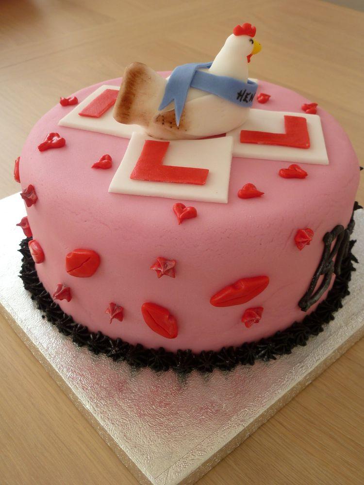 Hens Cake Ideas