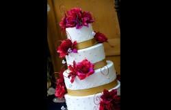 Quinceanera Summer Cake