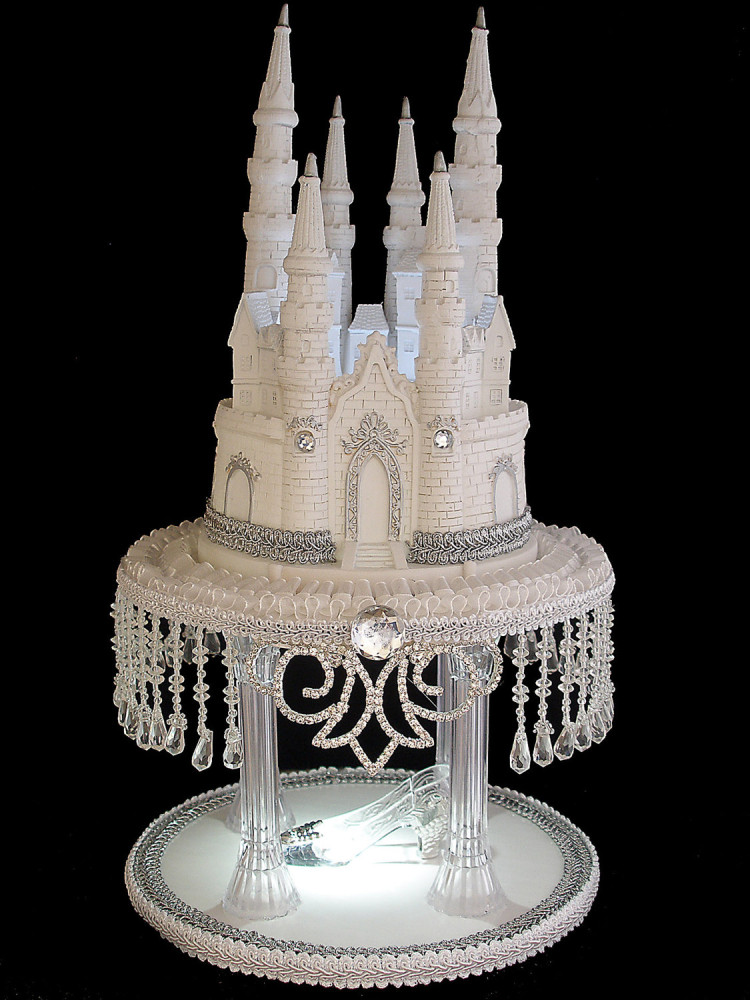 Wedding Cake Castle