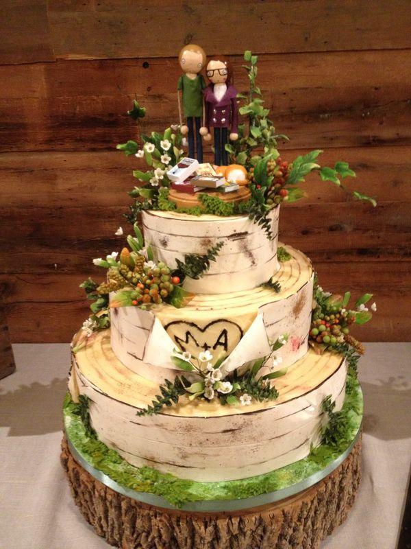 free wedding cake samples