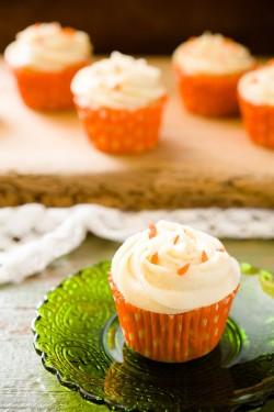 Carrot Cupcakes Idea