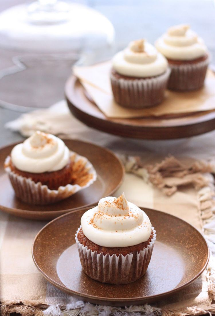 Images Of Carrot Cake Cupcakes : Carrot Cupcakes with Maple Cream.jpg