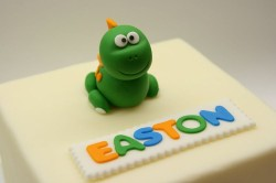 Little Dinosaur Cake