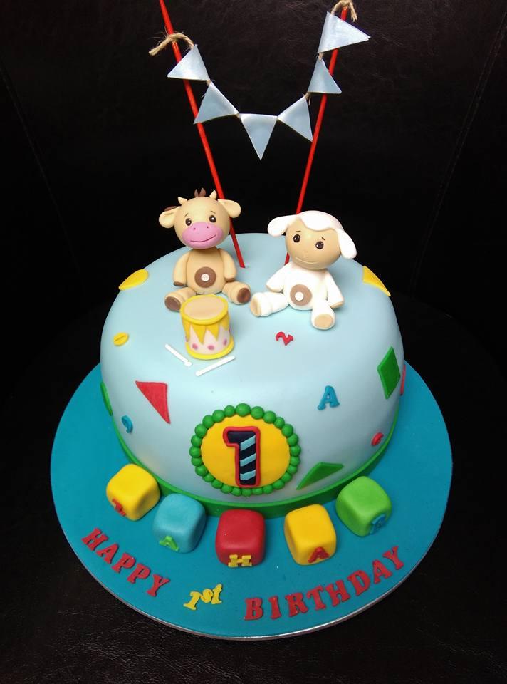 Tiny Love Cake
