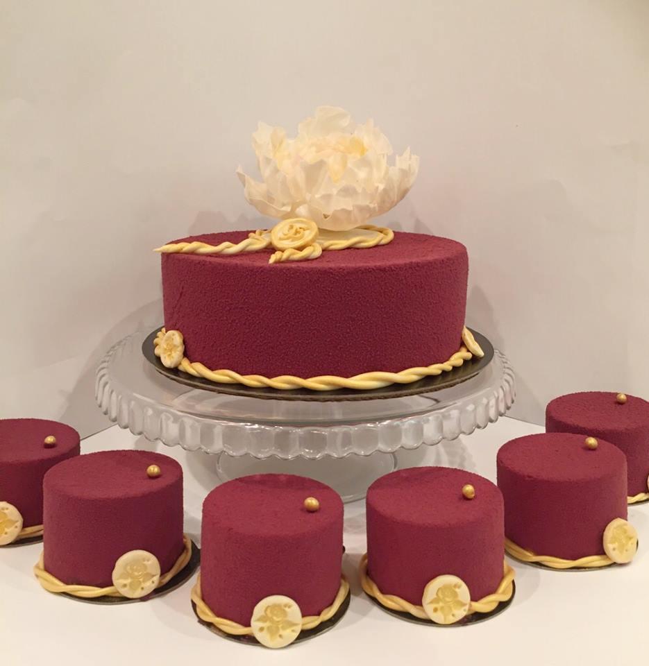 95th Birthday Cake