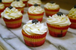 7 up Cake Cupcakes