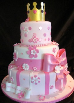 Awesome Princess Cake