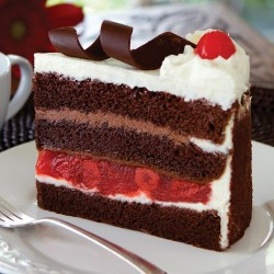 Black Forest Cakes Slice