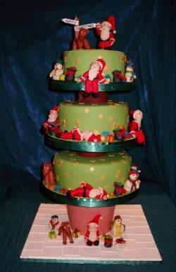 Cake – Christmas Tree